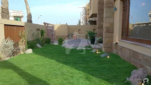 1000 Sq Yard Corner Bungalow With Basement For Sale In DHA Phase 8 Karachi