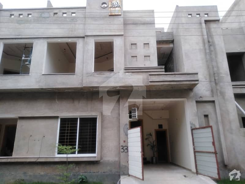 Ideal House For Sale In Ghalib City