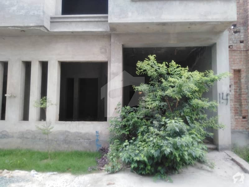 House Of 3.5 Marla For Sale In Ghalib City