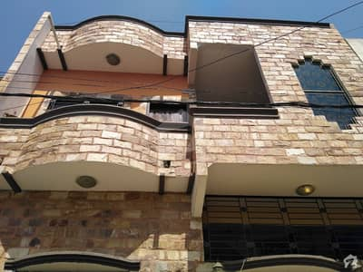 West Open Ground + 1st Floor House With Roof Is Available For Sale