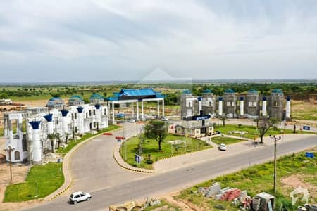 5 Marla Residential Plot Is Available For Sale In Blue World City