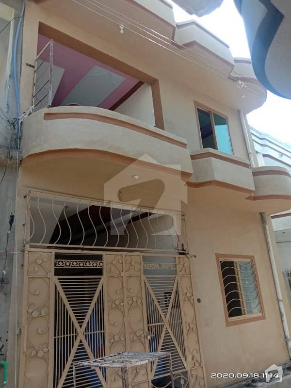 تارامری اسلام آباد میں 4 کمروں کا 3 مرلہ مکان 44 لاکھ میں برائے فروخت۔