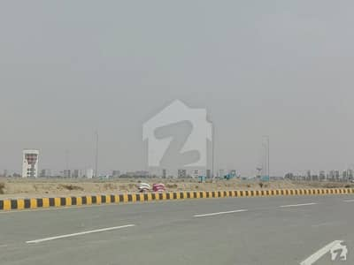 In Dha Defence Residential Plot Sized 4500  Square Feet For Sale