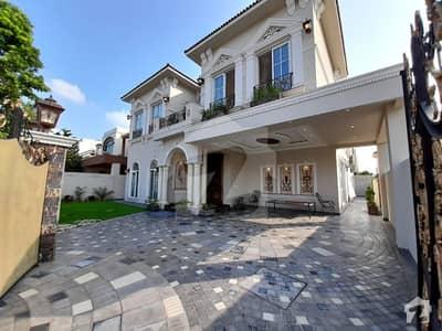 1 Kanal Masterpiece Of Beauty Brand New Royal Faisal Rasool Design Spanish Palace Near To Jalal Sons
