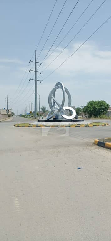 6 Marla Plot For Sale Only In Rs 70 Lac