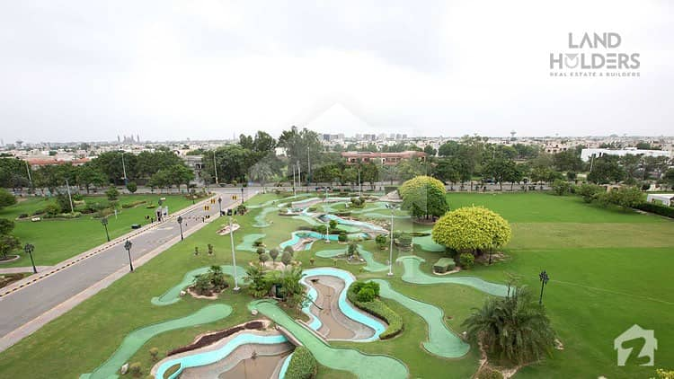 PARK CHARGES PAID PLOT FOR SALE IN J BLOCK PHASE 2 BAHRIA ORCHARD