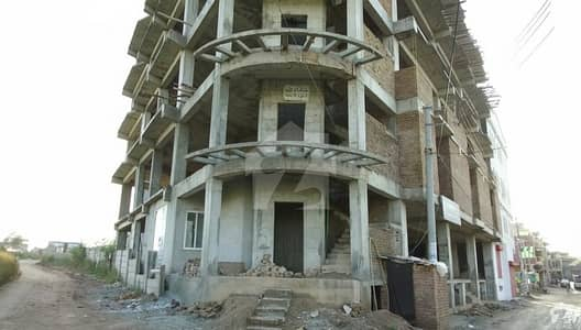 H-13 Flat Sized 935 Square Feet For Sale