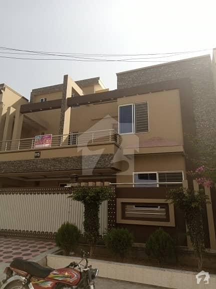 Brand New 12 Marla Double Storey Lush Condition House For Sale