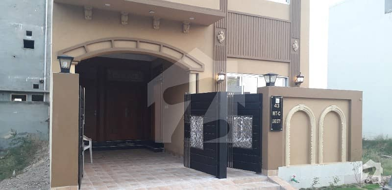 5 Marla Beautiful House For Sale On Ideal Location