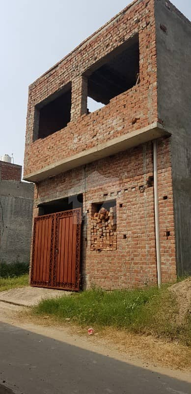 3 Marla House Available for Sale at Rs3500000Only