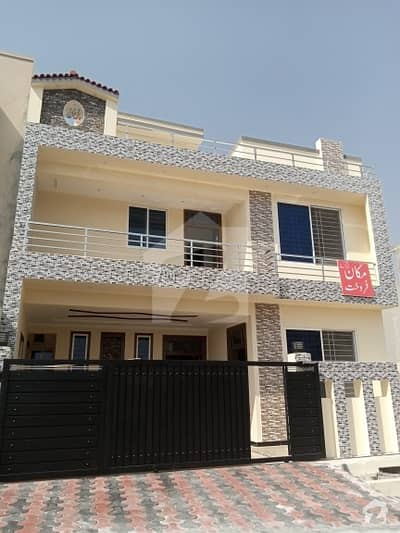 Brand New 7 Marla Double Storey Beautiful House For Sale