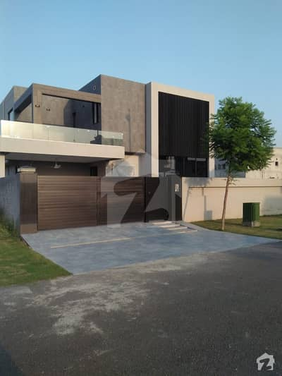 Dha 1 Kanal Brand New Modern Design House Available For Sale