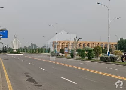 8 Marla Corner Possession Plot Is Available For Sale In Bahria Orchard Phase 2 Low Cost Block J