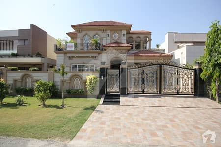 1 Kanal Brand New Spanish House For Sale In Dha Phase 6