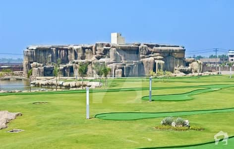 Prime Location 8 Marla Residential Developed Plot Is Available For Sale In Bahria Orchard J Block