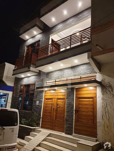 Bungalow For Sale In Saadi Town In Block 4