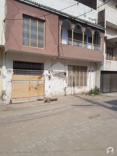 5 Marla House For Sale In Iqbal Colony