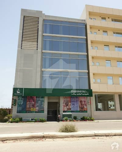 Office Floors Available On Rent In Murtaza Commercial Dha Phase 8 200 Yards Brand New Building