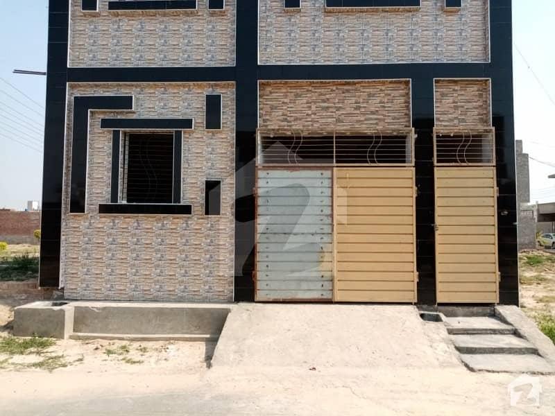 گلبرگ سٹی اوکاڑہ میں 3 کمروں کا 3 مرلہ مکان 60 لاکھ میں برائے فروخت۔