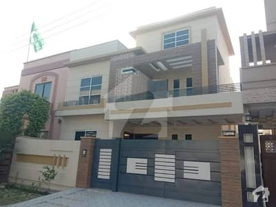 10 Marla Brand New House Is Available For Sale In Canal View Housing Gujranwala