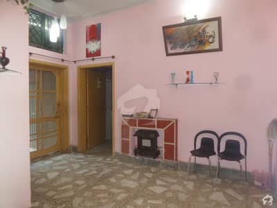 6 Marla House In Samarzar Housing Society For Sale
