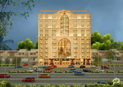 3 Bedrooms Apartment For Sale In Bahria Town Karachi