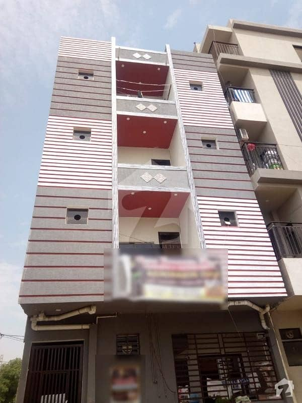 3 Bed Luxury Pent House Is Available For Sale In Fatima Residency