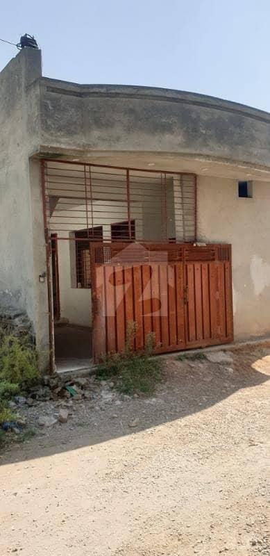 ایچ ۔ 13 اسلام آباد میں 2 کمروں کا 4 مرلہ مکان 60 لاکھ میں برائے فروخت۔