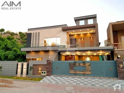 Designer 5 Bed Corner House For Sale In Bahria Town
