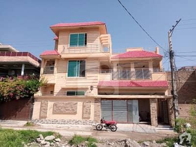 ورسک روڈ پشاور میں 7 کمروں کا 8 مرلہ مکان 2.8 کروڑ میں برائے فروخت۔