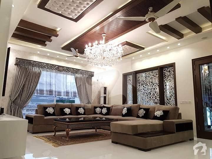 Brand New 1 Kanal Lavish Full Basement Beautiful House For Rent