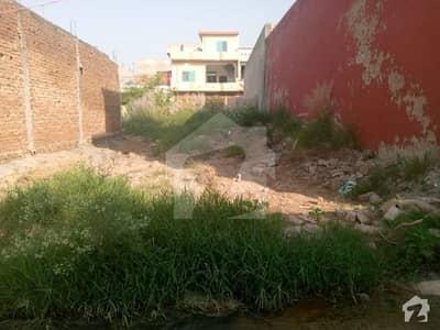ارسلان ٹاؤن اسلام آباد میں 5 مرلہ رہائشی پلاٹ 32.5 لاکھ میں برائے فروخت۔