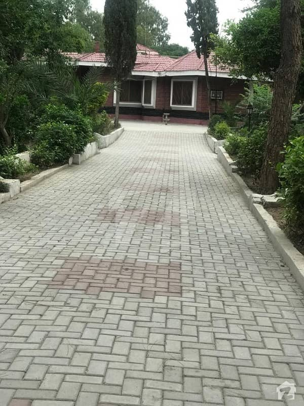 72000  Square Feet Farm House For Sale In Tarlai With Extra Land