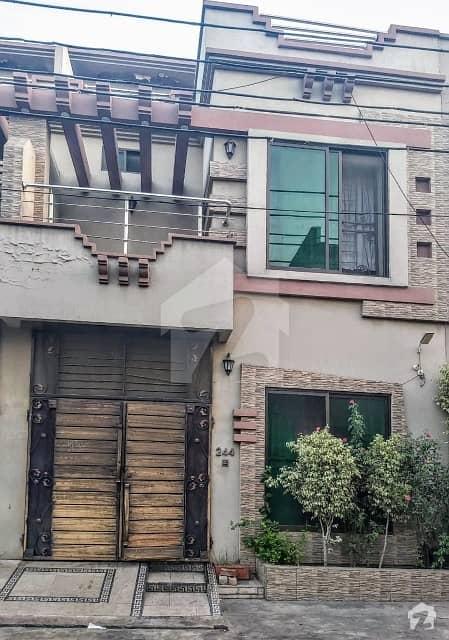 الرحیم گارڈن فیز ۵ جی ٹی روڈ لاہور میں 3 کمروں کا 4 مرلہ مکان 78 لاکھ میں برائے فروخت۔
