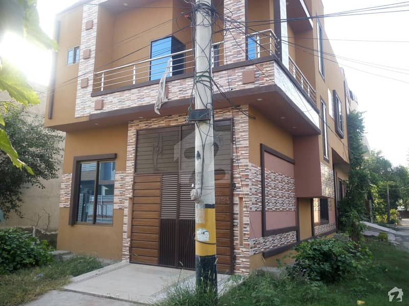 House Of 4 Marla Available In Lahore Medical Housing Society