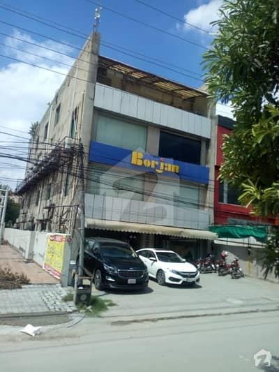 5 Marla Commercial Plaza Building For Sale On Ferozepur Road Lahore