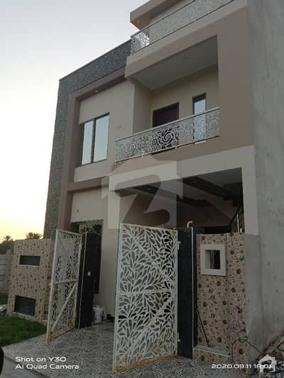 4 Marla Double Storey House VIP location