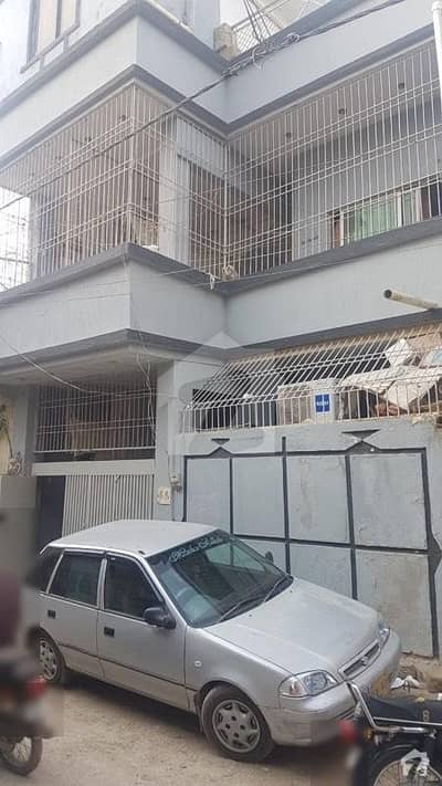 Model Colony 150 Sq Yard House For Sale