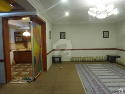 Well Furnished Flat For Sale At Jinnah Town Near Board Office