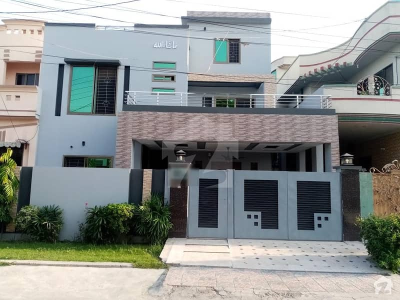 Perfect 10 Marla House In DC Colony For Sale