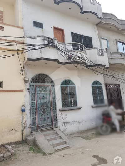 3 Marla House For Sale In Jalil Town Gujranwala