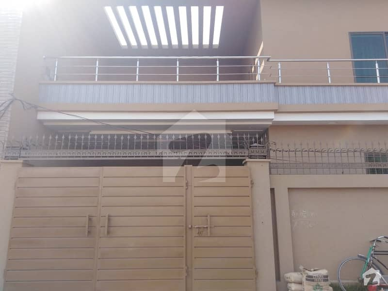 5 Marla House Is Available In Khan Village