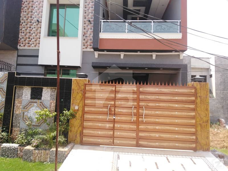 6.5 Marla House For Sale In Beautiful Al Rehman Garden