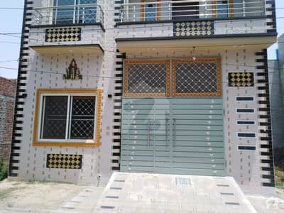 5 Marla House Situated In Al Rehman Garden For Sale