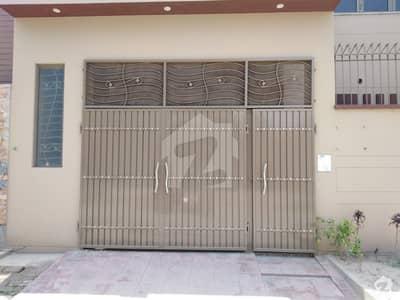 6 Marla House Is Available In Al Rehman Garden