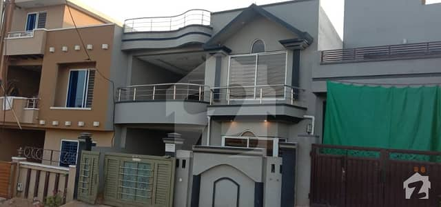 08 Marla Double Unit Semi Furnished House Is Available For Sale
