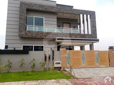 11 Marla Double Unit Brand New House Is Available For Sale