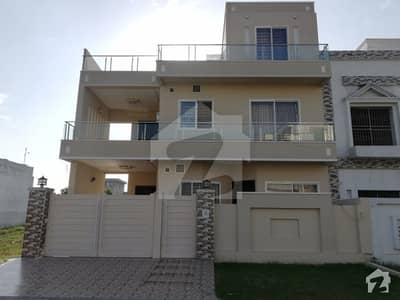 10 Marla Brand New House Is Available For Sale In Master City Block B Gujranwala