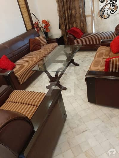 7 Marla Fully Furnished House For Rent At Prime Location Of Dha Phase 5 Near Park On 50 Feet Road