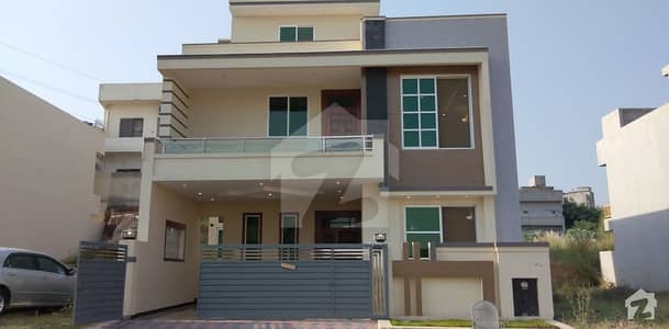 Brand New 7 Marla Double Storey House For Sale In CBR Town Phase 1 - Block C On Ideal Location